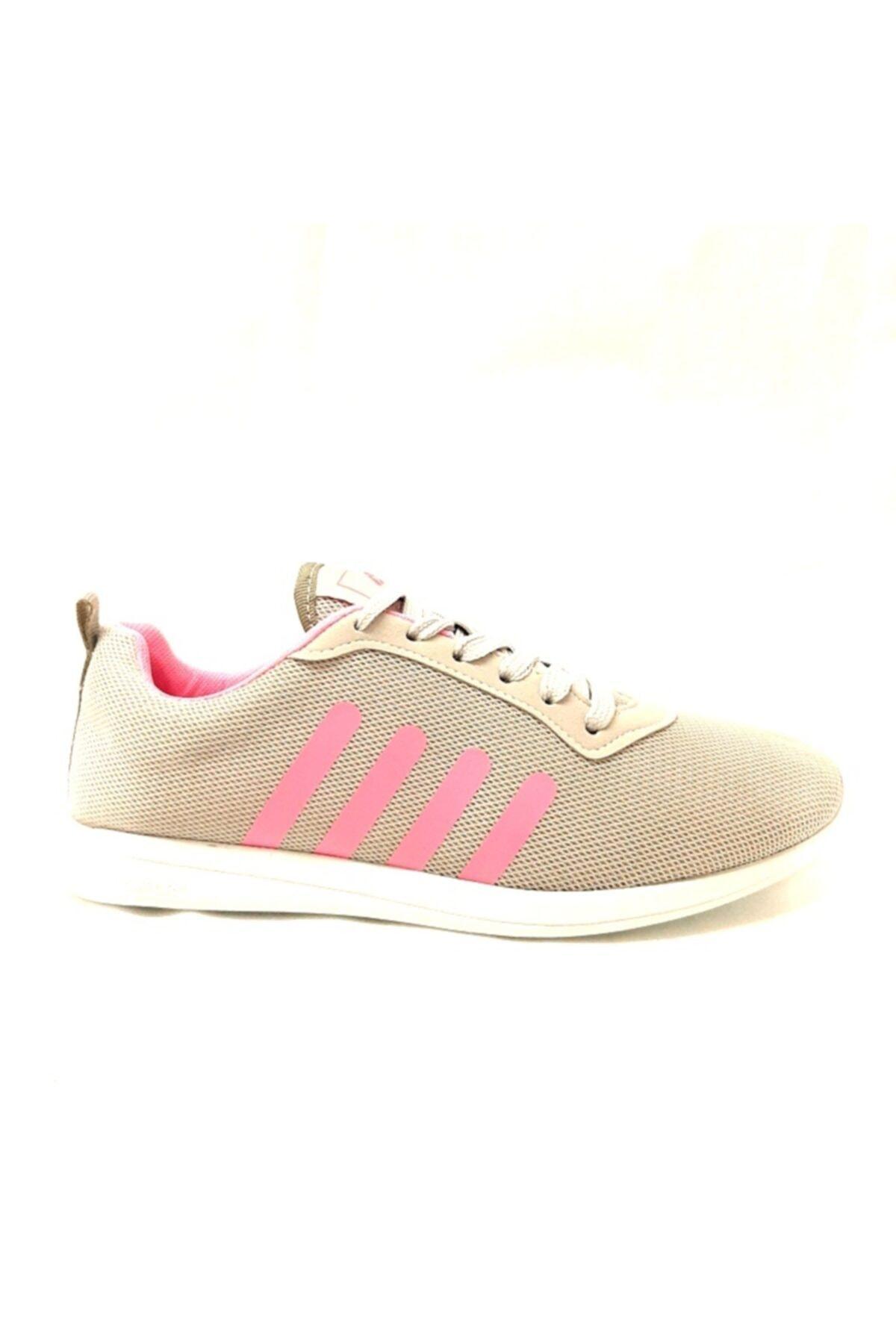 LETOON Kadın Ultra Hafif Antibakteriel Ortapedik Spor Ayakkabı 1