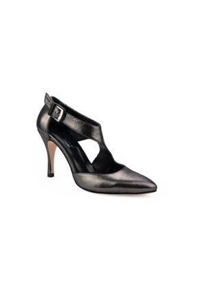 Emel Ayakkabı Günlük Rahat Modern Bilek Bantlı Stiletto