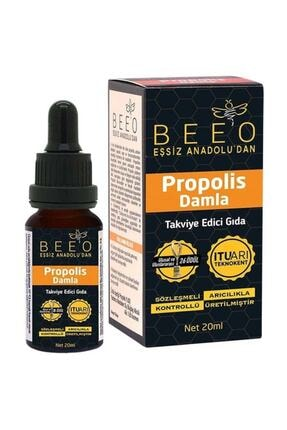 BEE'O Saf Propolis Damla 20 ml