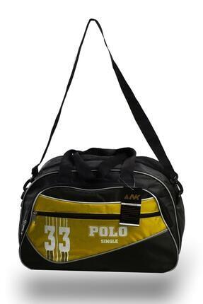 NK Polo Seyahat Spor Çantası Omuz Askılı