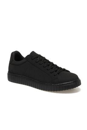 FORESTER 89407-B 1FX Siyah Erkek Kalın Tabanlı Sneaker 100909431