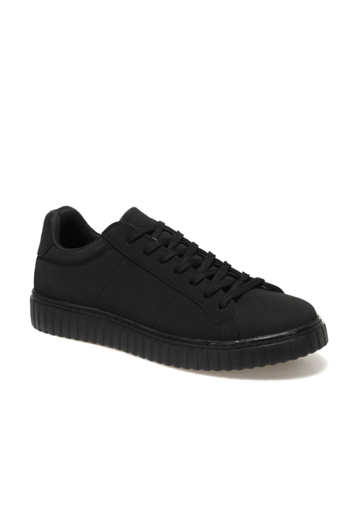 FORESTER 89407-B 1FX Siyah Erkek Kalın Tabanlı Sneaker 100909431 1