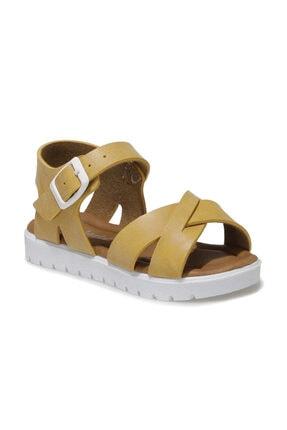 Polaris 508159 Sarı Kız Bebek Sandaleti