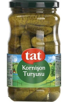 Tat Kornişon Turşusu (salatalık Turşu) 680 Gr.