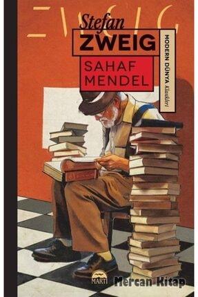 Martı Yayınları Sahaf Mendel - Stefan Zweig -