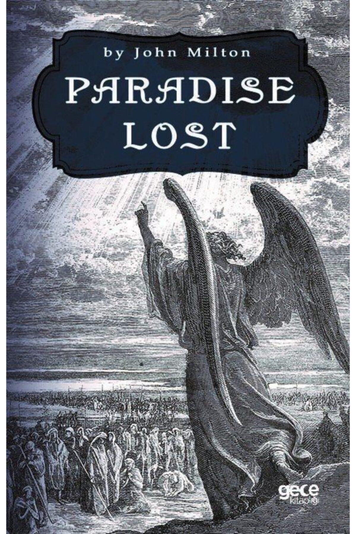 Gece Kitaplığı Paradise Lost 1