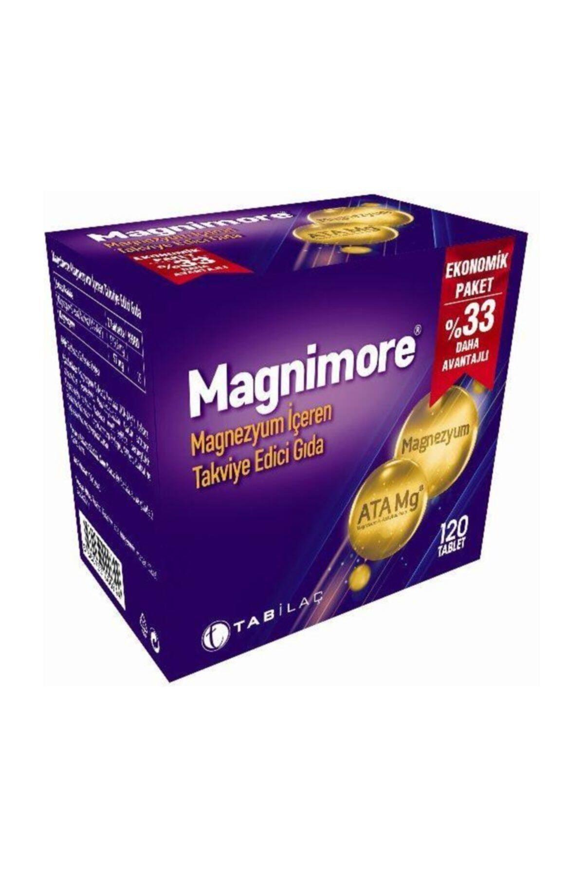 Magnimore Magnimore Takviye Edici Gıda 120 Tablet 1
