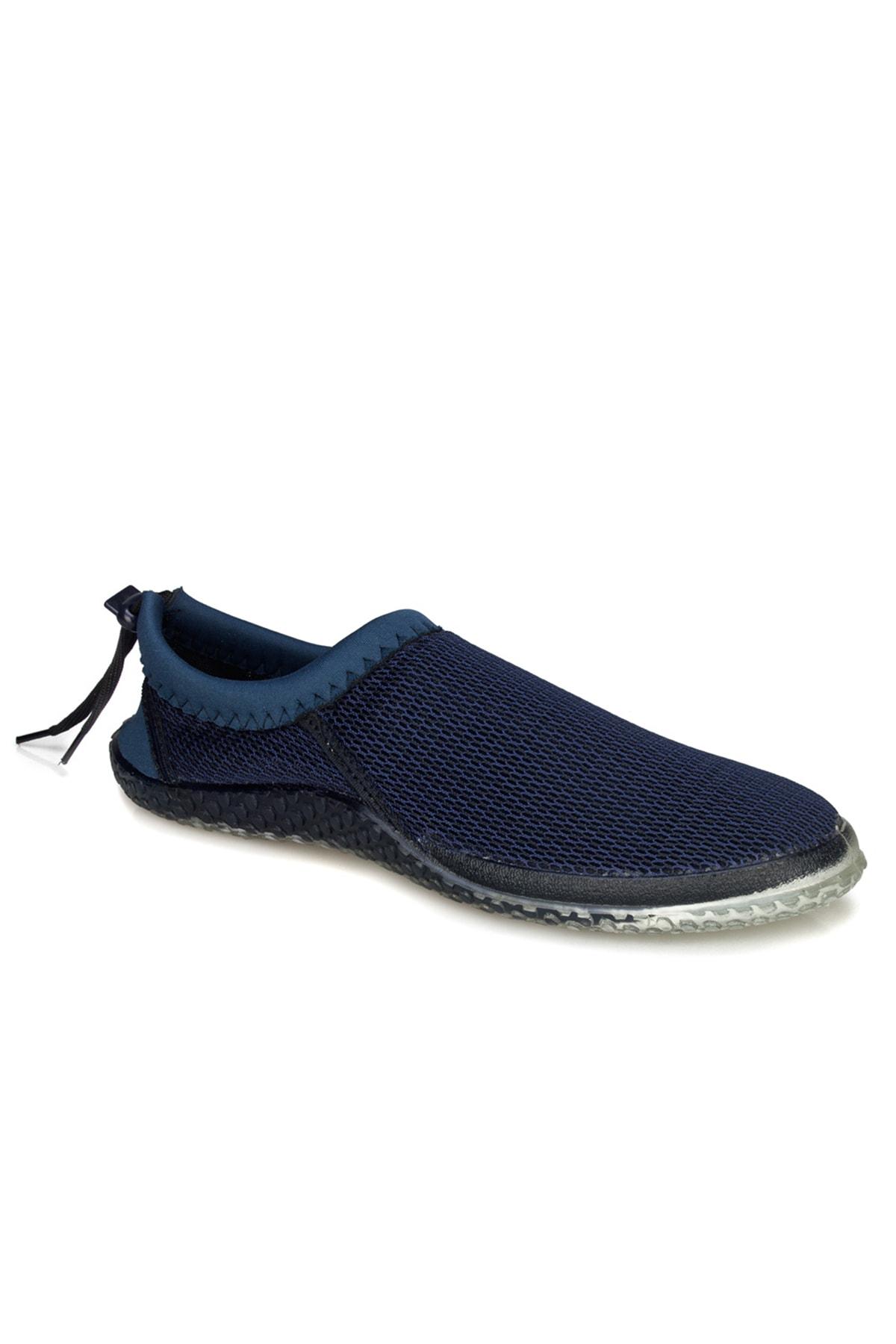 Serabian Erkek Lacivert Deniz Plaj Rafting Havuz Ayakkabısı 1