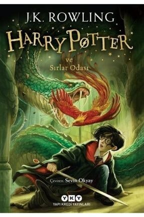 Yapı Kredi Yayınları Harry Potter Ve Sırlar Odası