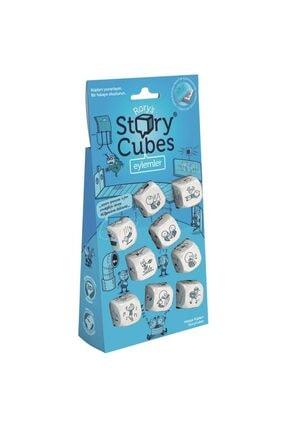 Rory's Story Cubes Rory'nin Hikaye Küpleri - Eylemler - Hediyelik ( - Actions) /