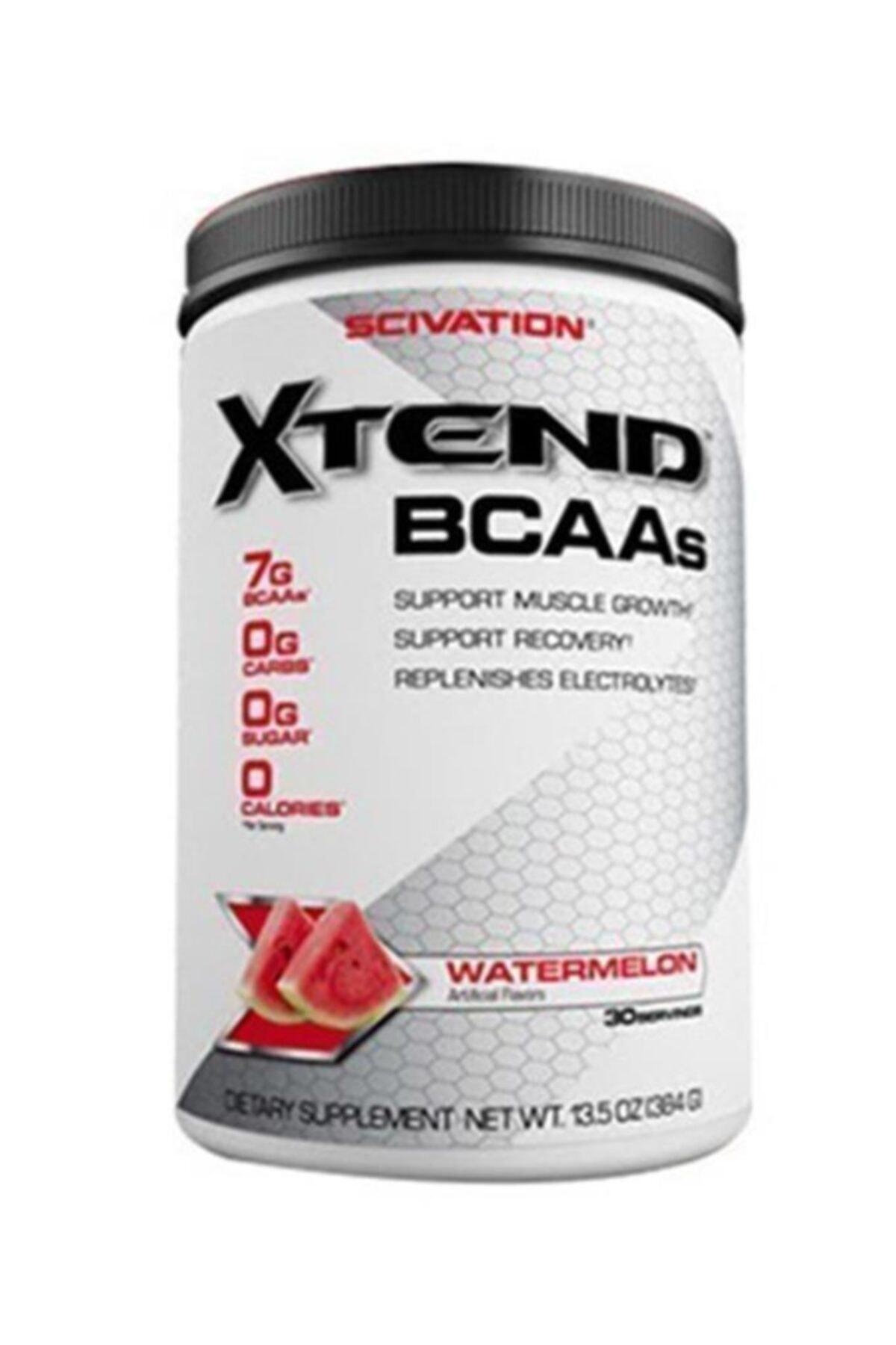 Scivation Nutrition-Xtend Bcaa Watermelon 369g 1