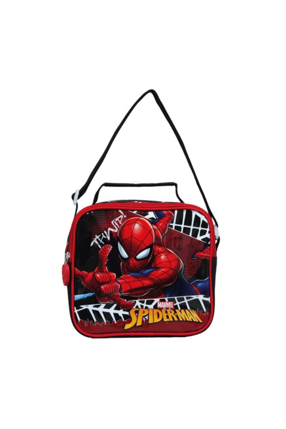 Şahin Spiderman Beslenme Çantası Echo Spider Eyes 5250 1