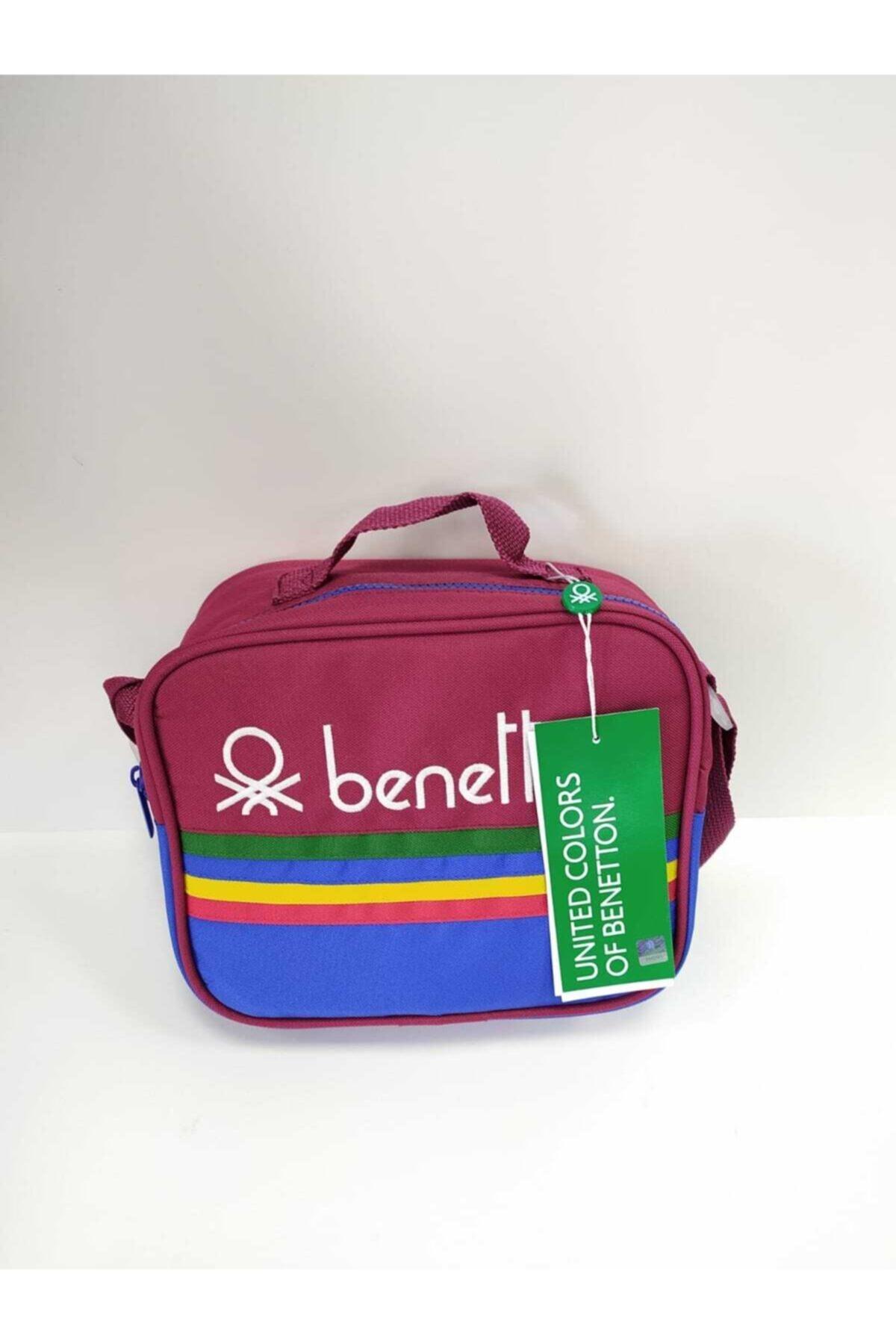 United Colors of Benetton Beslenme Çantası 1