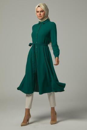 Doque Tunik-yeşil Do-a9-61064-25
