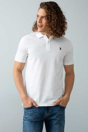 U.S. Polo Assn. Erkek Polo Yaka T-shirt G081gl011.000.739379