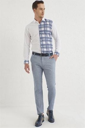 Efor P 1069 Slim Fit Indigo Spor Pantolon