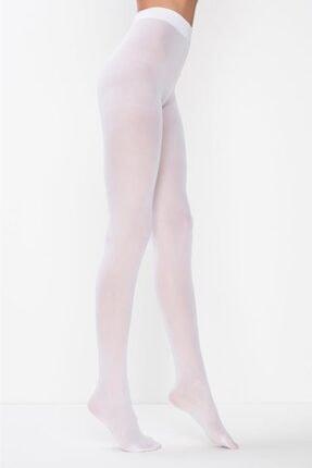 Penti Micro 40 Den Kadın Külotlu Çorap (Mus) Mat 10-beyaz-xxl