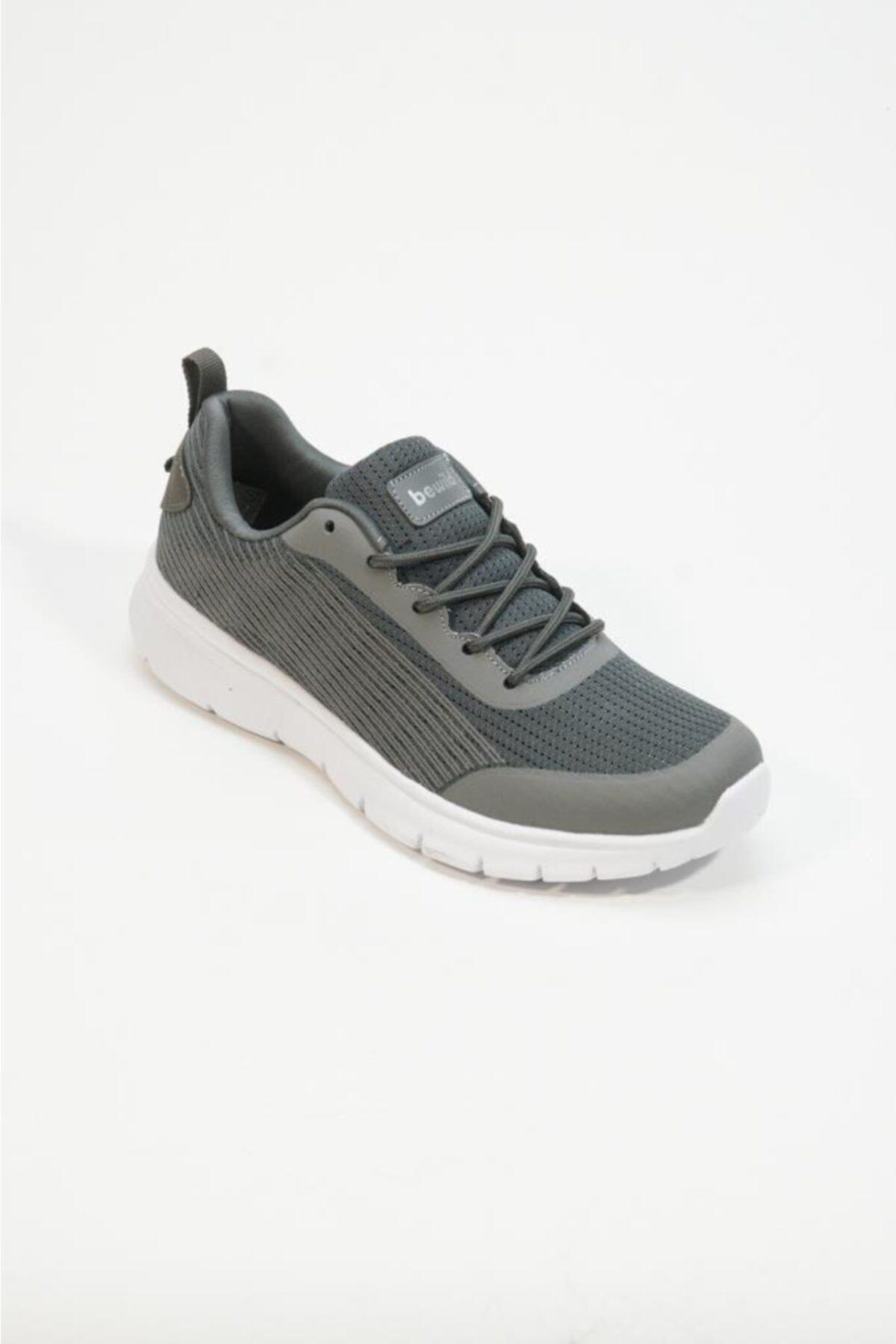 Bewild M20003 Füme Erkek Spor Ayakkabı 1