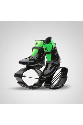 FUNNY JUMPS Black Edition (Yeşil)