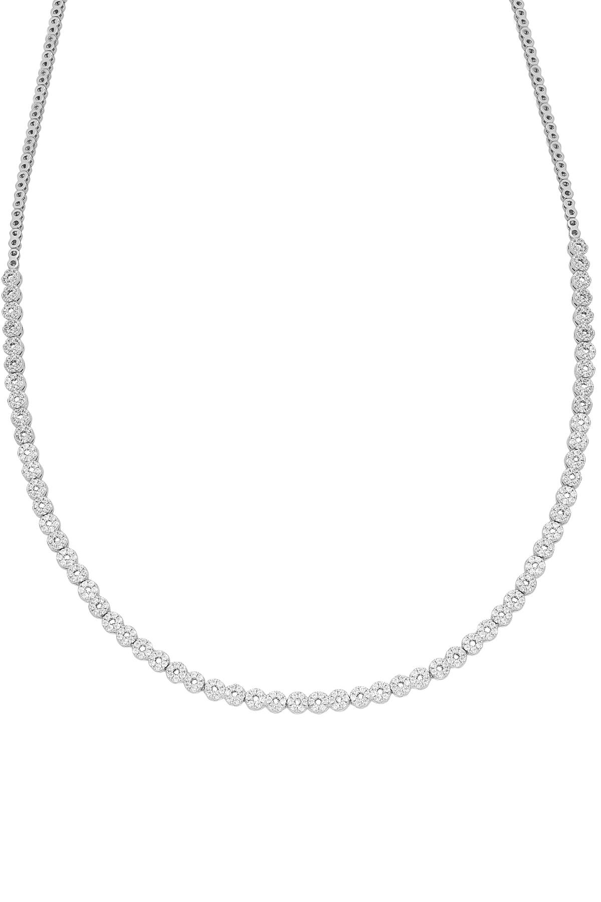 Chavin Su Yolu Gümüş Kolye Küpe Bileklik Yüzük Set Ef96 2