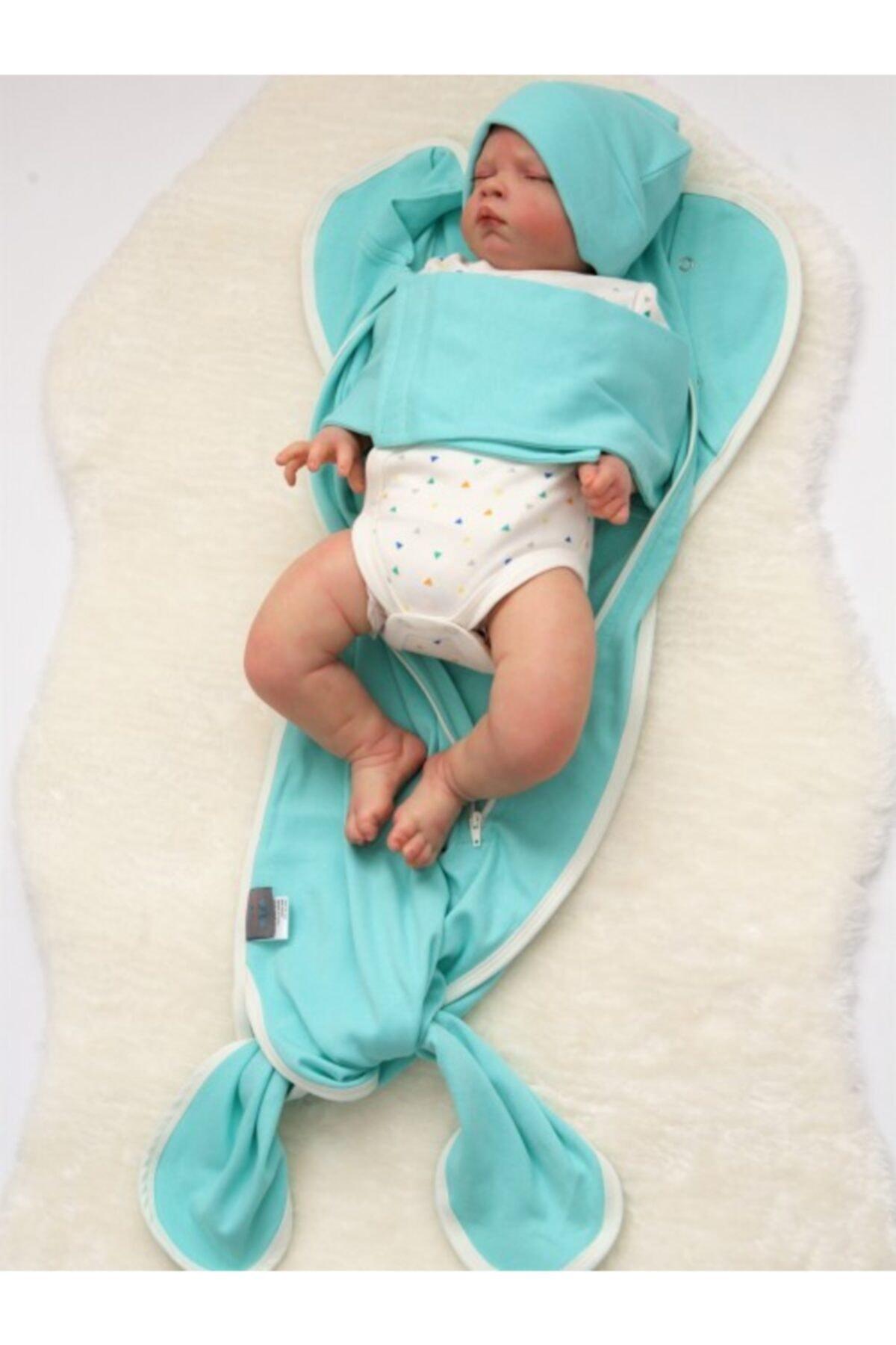 Lufasling Bebek Kundaklı Uyku Tulumu 2