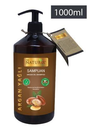 Naturix Bitkisel Saç Şampuanı Argan Yağlı 1000ml