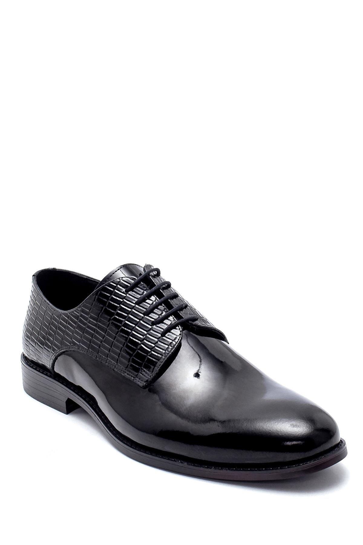 Derimod Erkek Deri Rugan Klasik Ayakkabı 2