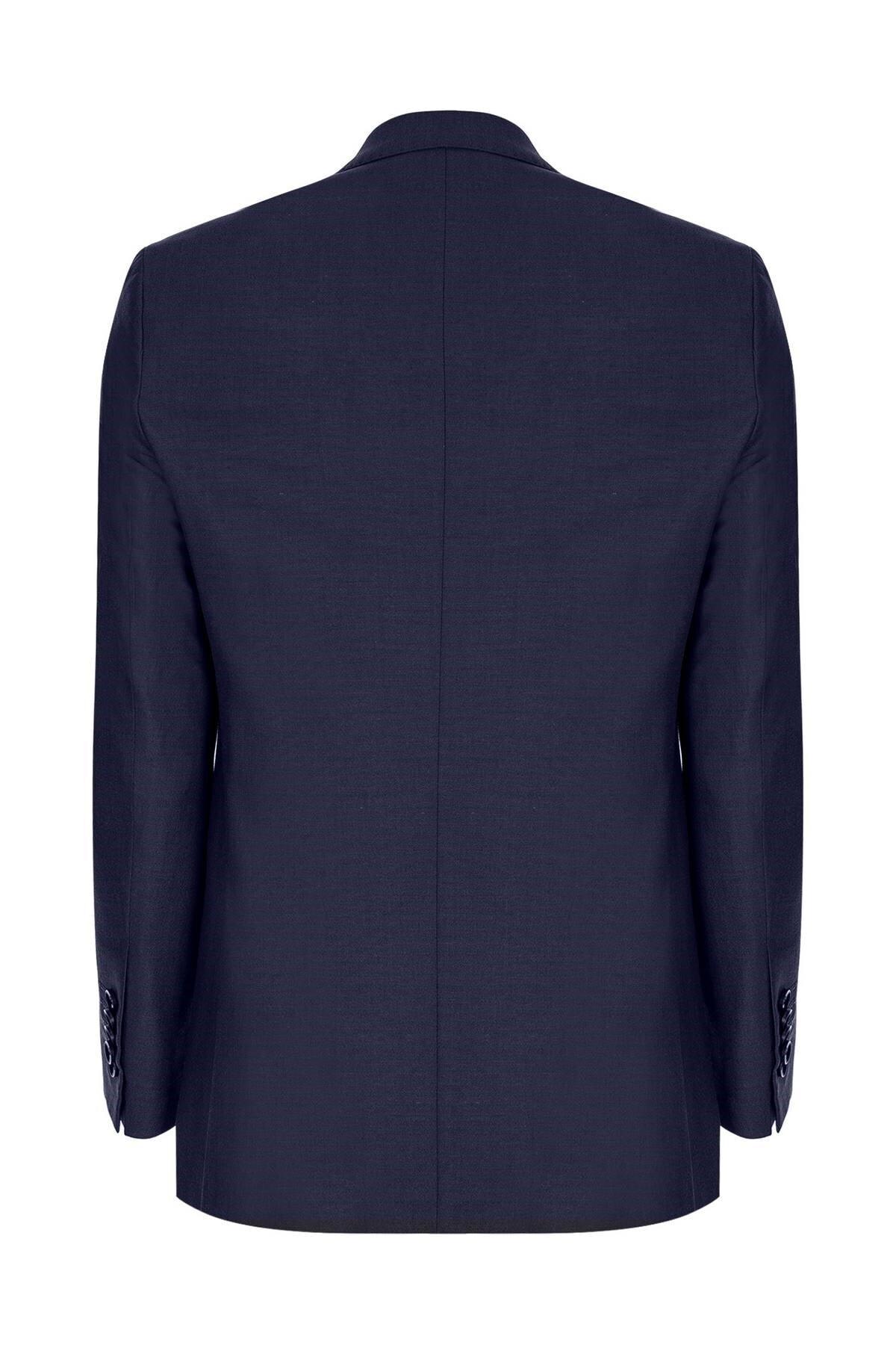 İgs Erkek Lacivert Barı / Geniş Kalıp Std Takım Elbise 2