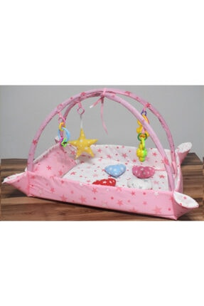 miniks Pamuklu Bebek Oyun Halısı Ve Çocuk Alanı