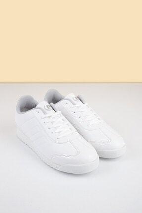 Pierre Cardin PC-30488 Beyaz Kadın Spor Ayakkabı