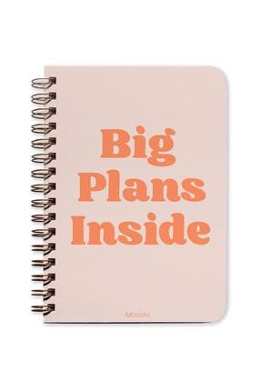 Fabooks Big Plans Inside Süresiz Planlayıcı – Undated Planner