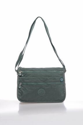 SMART BAGS Smbky1128-0005 Haki Kadın Çapraz Çanta