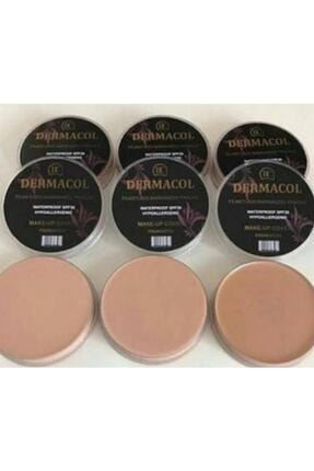 Dermacol Ten Rengi Krem Su Bazlı Makeup Cover Pata 90 ml 210