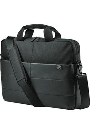 HP Klasik 15.6 Inç Üstten Beslemeli Notebook Çantası - Siyah - 1fk07aa