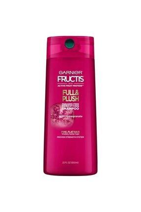 Garnier Fructis Full & Plush Şampuan 650ml