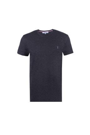 Ottomoda Erkek T-shirt Gri