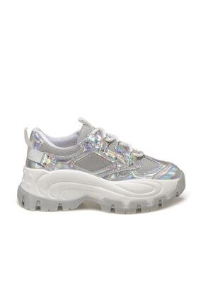 Butigo 20k-825 Gümüş Kadın Sneaker