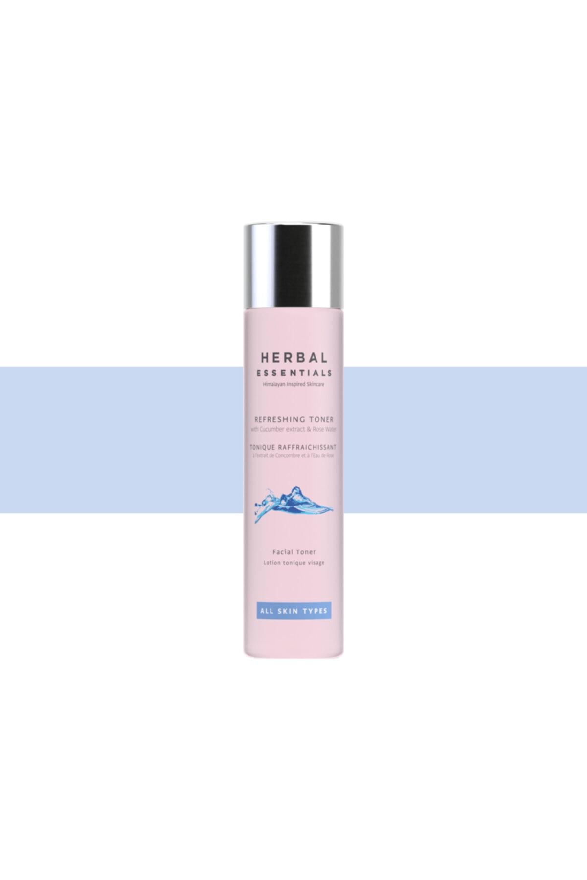 Herbal Essentials Canlandırıcı Tonik (Salatalık Özü Ve Gül Suyu) 150 ml 1