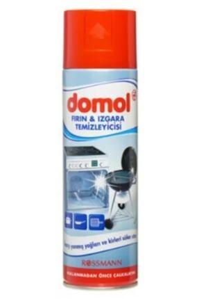 DOMOL Fırın Ve Izgara Yağ Sökücü Kir Temizleyici Köpük 500 ml