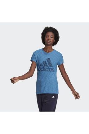 adidas Kadın Spor T-Shirt Must Haves Winners Gj5587