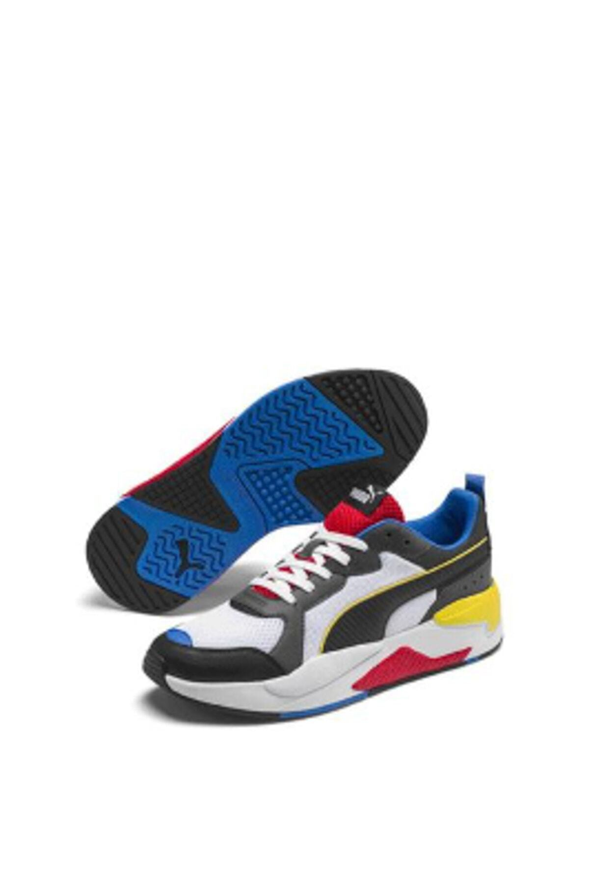 Puma Unisex Beyaz Xray Sneaker 37260203 2