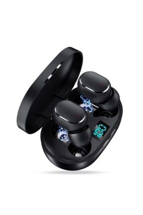 Avcill Bluetooth Kulaklık Mikrofonlu Kablosuz E6s Xiaomi Iphone Samsung Uyumlu Kulak Içi Telefon Kulaklığı