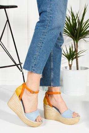 derithy Topuklu Ayakkabı-Multi 4-lzt0591