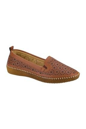 Polaris As00611846 100988157 161691.z1fx Kadın Günlük Ayakkabı Taba