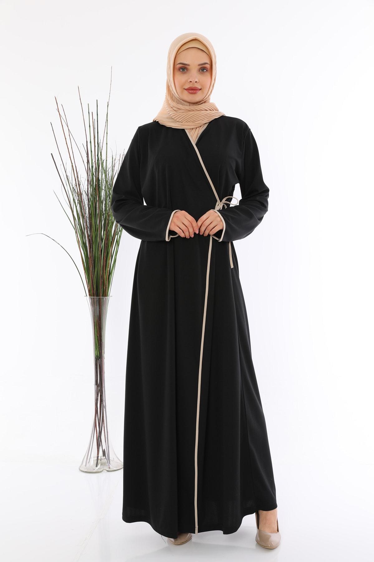 medipek Yandan Bağlamalı Namaz Elbisesi 1