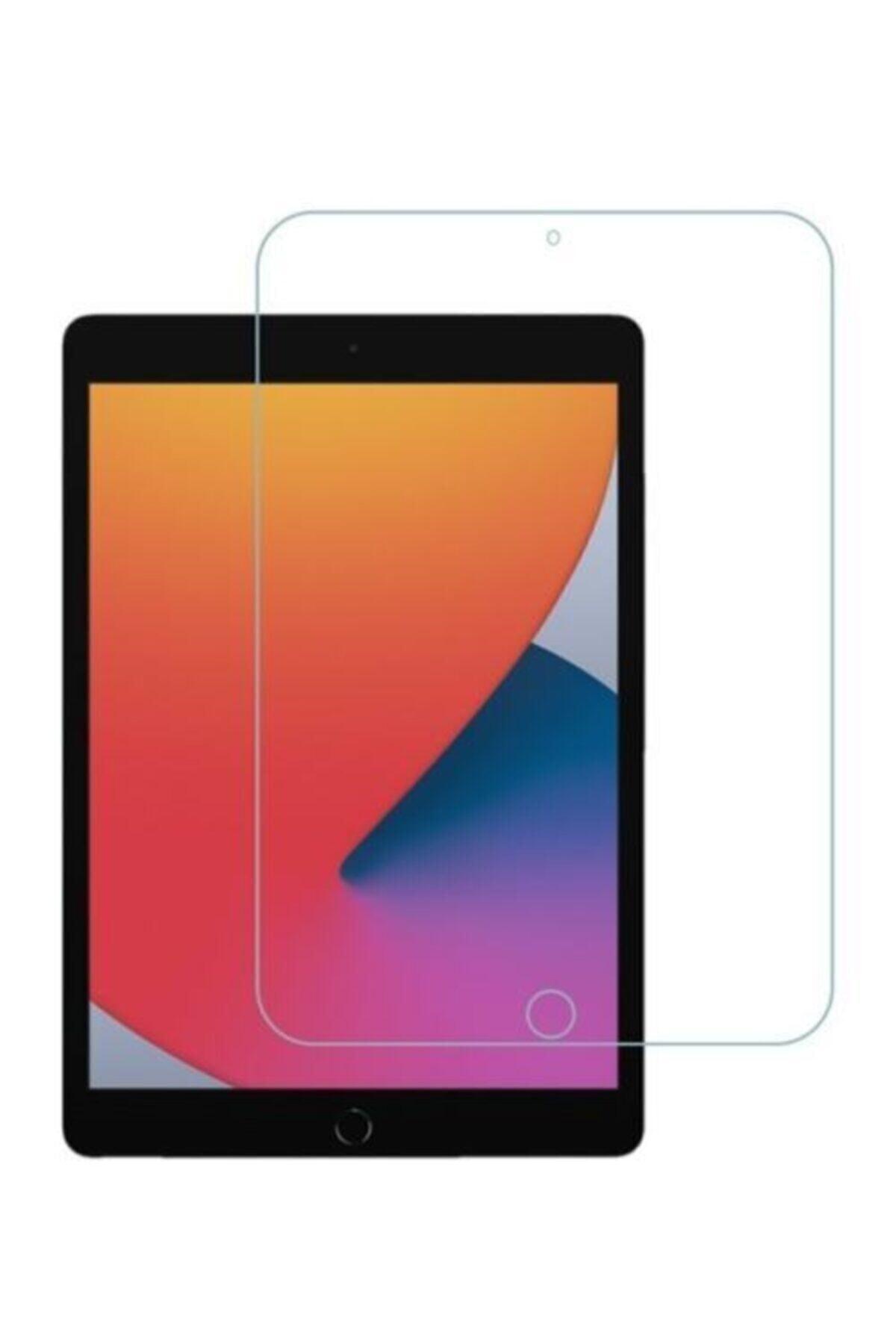 Mobilşube Apple Ipad 8. Nesil 2020 10.2 Inç Tempered Ekran Koruyucu Şeffaf 1