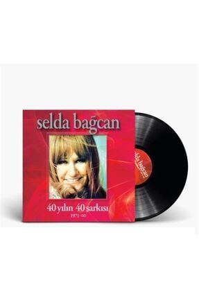 Pal Plak - Selda Bağcan - 40 Yılın Şarkıları ( 2 Lp)