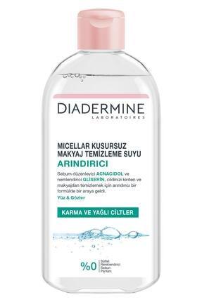 Diadermine Makyaj Temizleme Suyu Micellar Kusursuz Arındırıcı 400 Ml. (karma Ve Yağlı Ciltler)