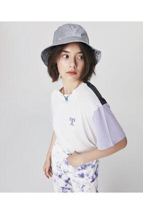 Twist Colorblock T-shirt