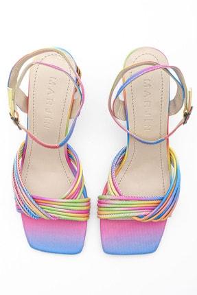 Marjin Kadın Multi Topuklu Sandalet Yanvez